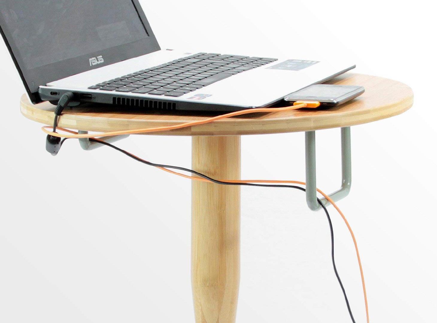 亚马逊上卖的这么一个床头桌,感觉很好笑,但很实用啊 趣事儿 第2张