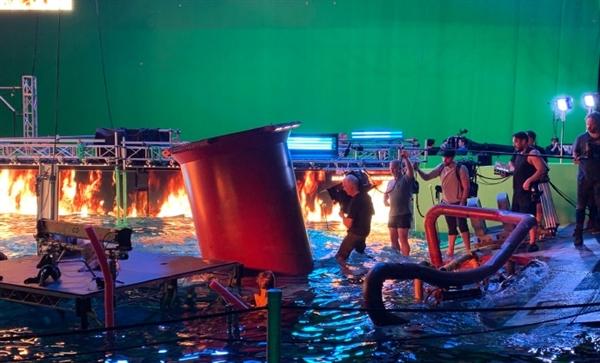 """2021年将上映《阿凡达2》""""完成拍摄,纳维族!"""""""