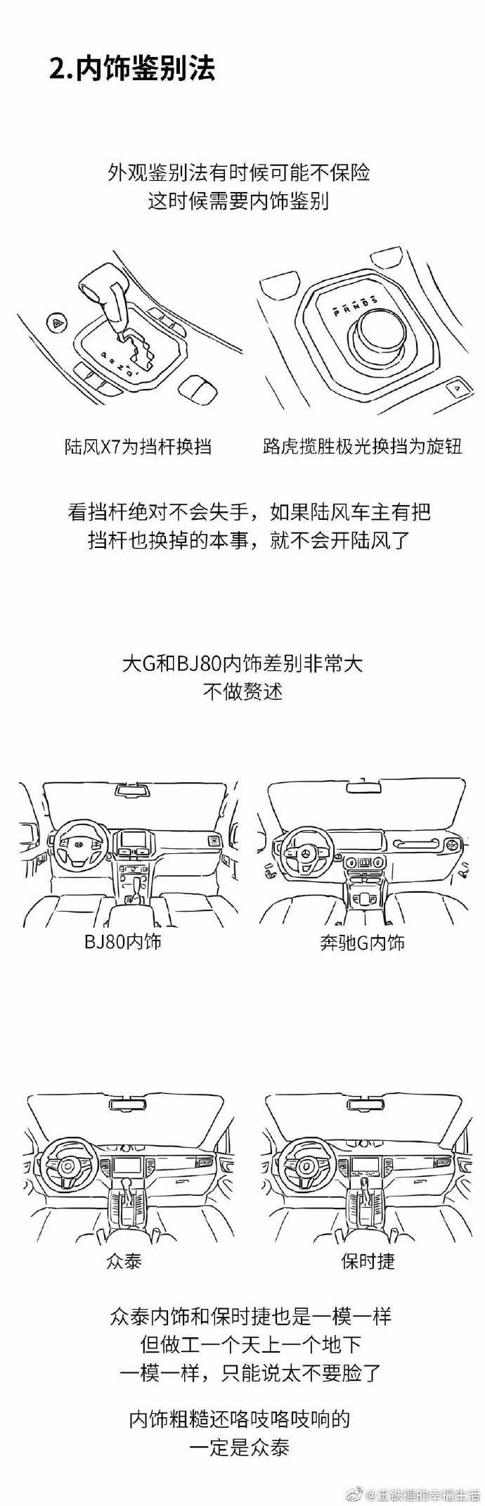 春节防装逼必备:假豪车鉴定指南  liuliushe.net六六社 第5张
