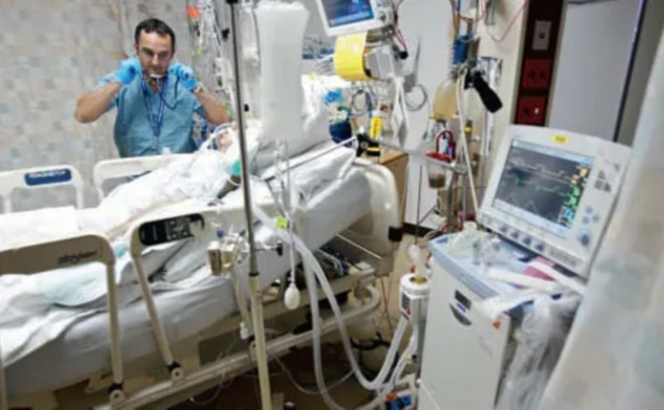 如果有天你站在 ICU 外,能做些什么? 涨姿势 第1张
