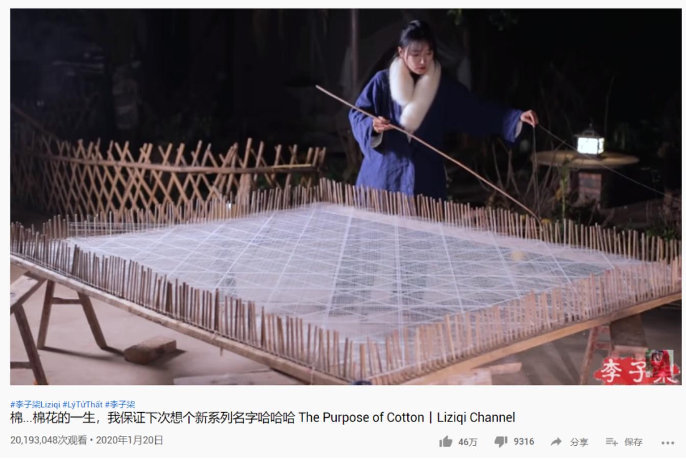 李子柒YouTube粉丝破千万,为什么是她重新定义了中国公主? 涨姿势 第14张