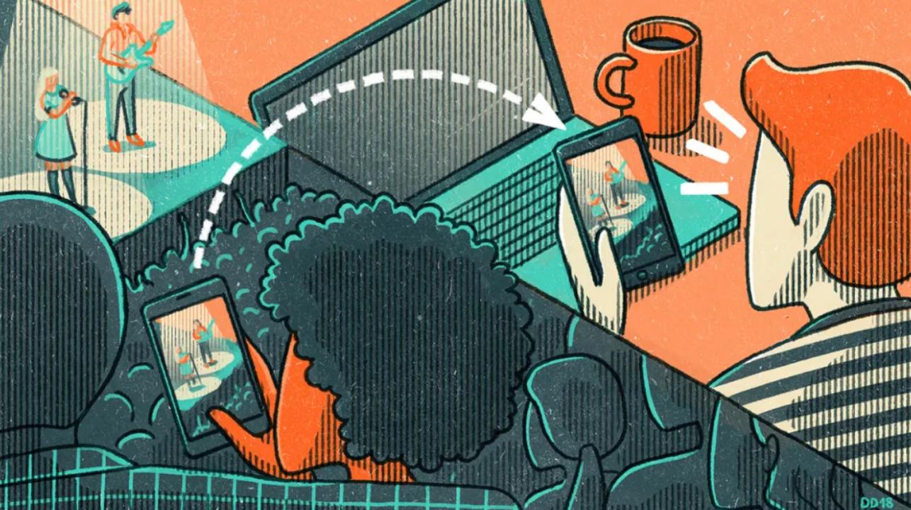 现代爱情恐怖故事:我翻了男友的手机 一本道 第4张