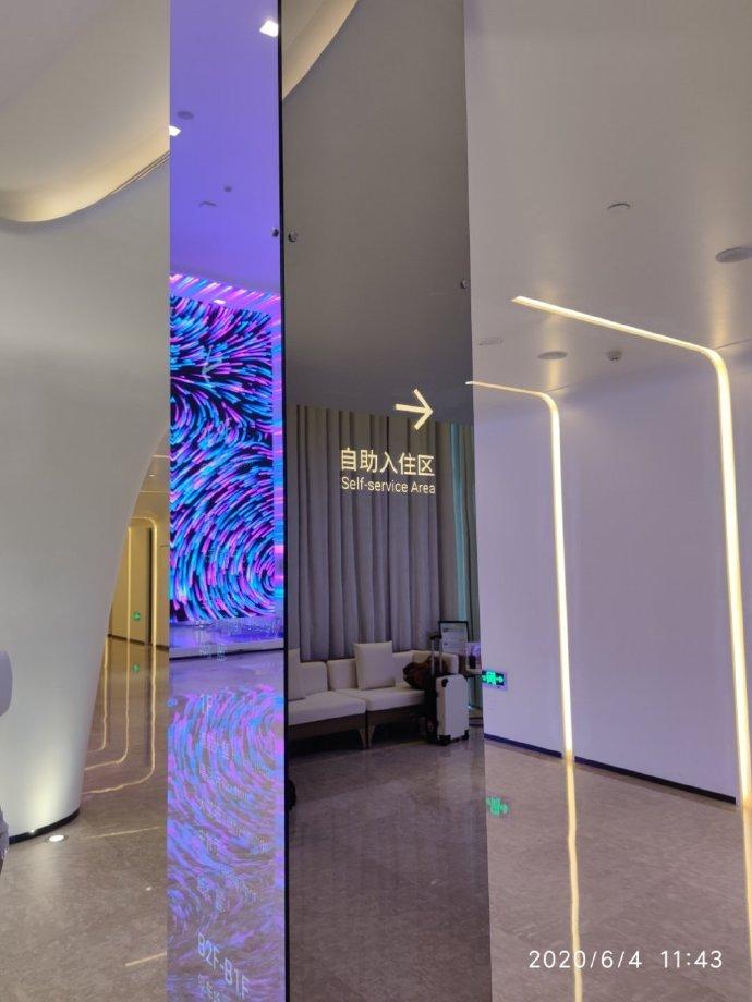 阿里自己搞的这个酒店很新奇,时刻被人注视的感觉 趣事儿 第1张