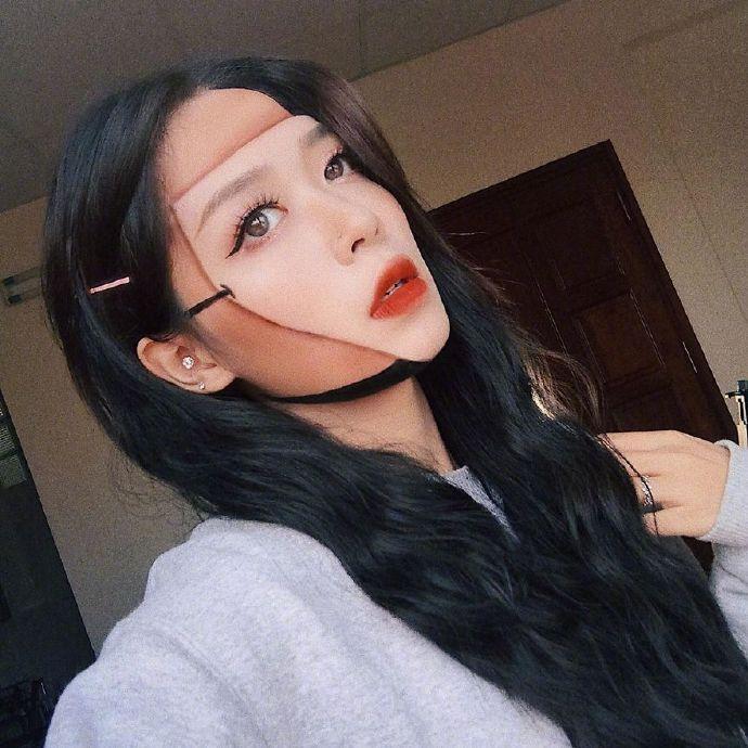 越南小姐姐的神奇化妆术-福利巴士