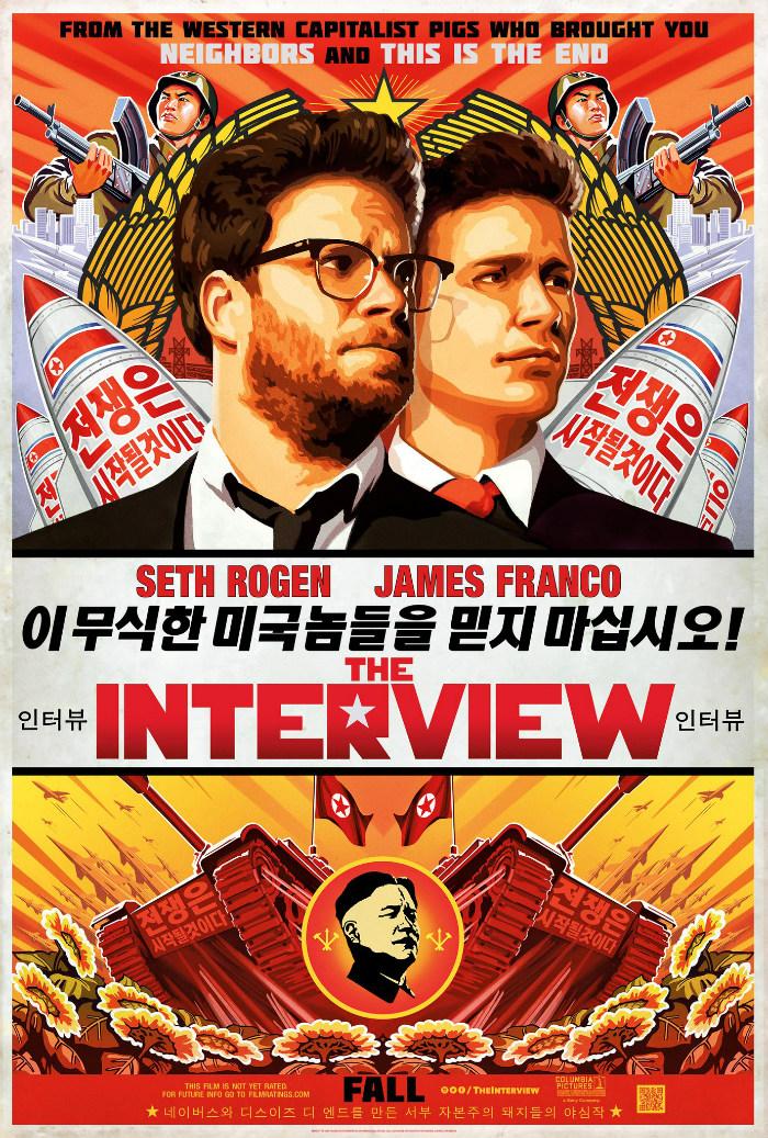 2014美国黑色幽默片《刺杀金正恩/采访》HD720P 高清迅雷下载