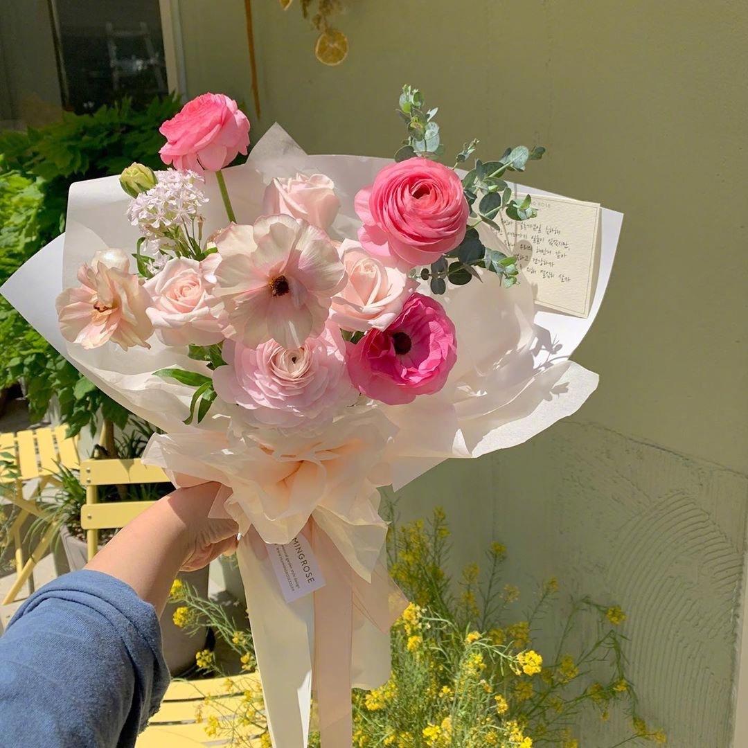 一束花带来一天好心情 第4张