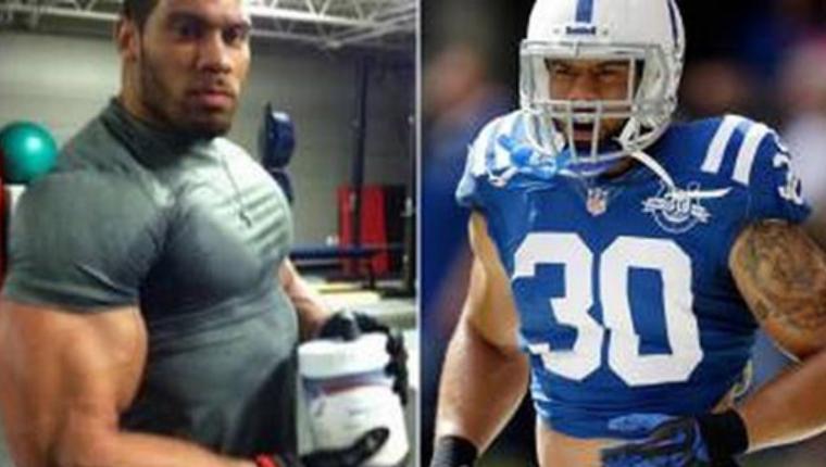 NFL最强壮十大球员 十大健硕橄榄球球员