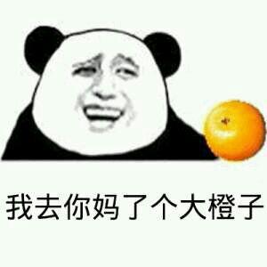 我去你妈了个大橙子