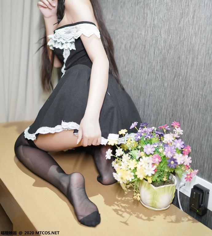 和黑丝猫耳高跟鞋少女的约会 中日妹子