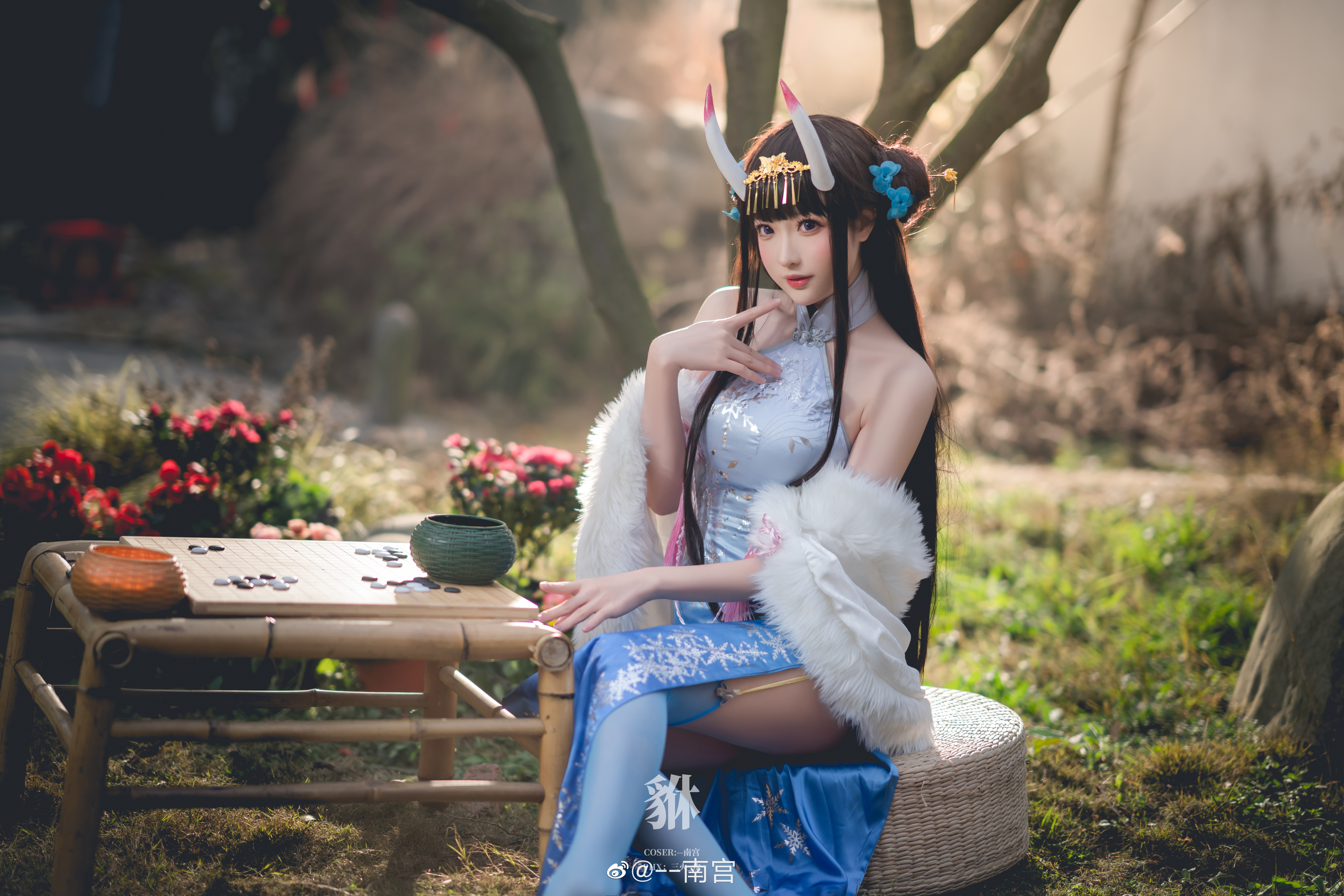 碧蓝航线 貅 cosplay Cosplay-第3张