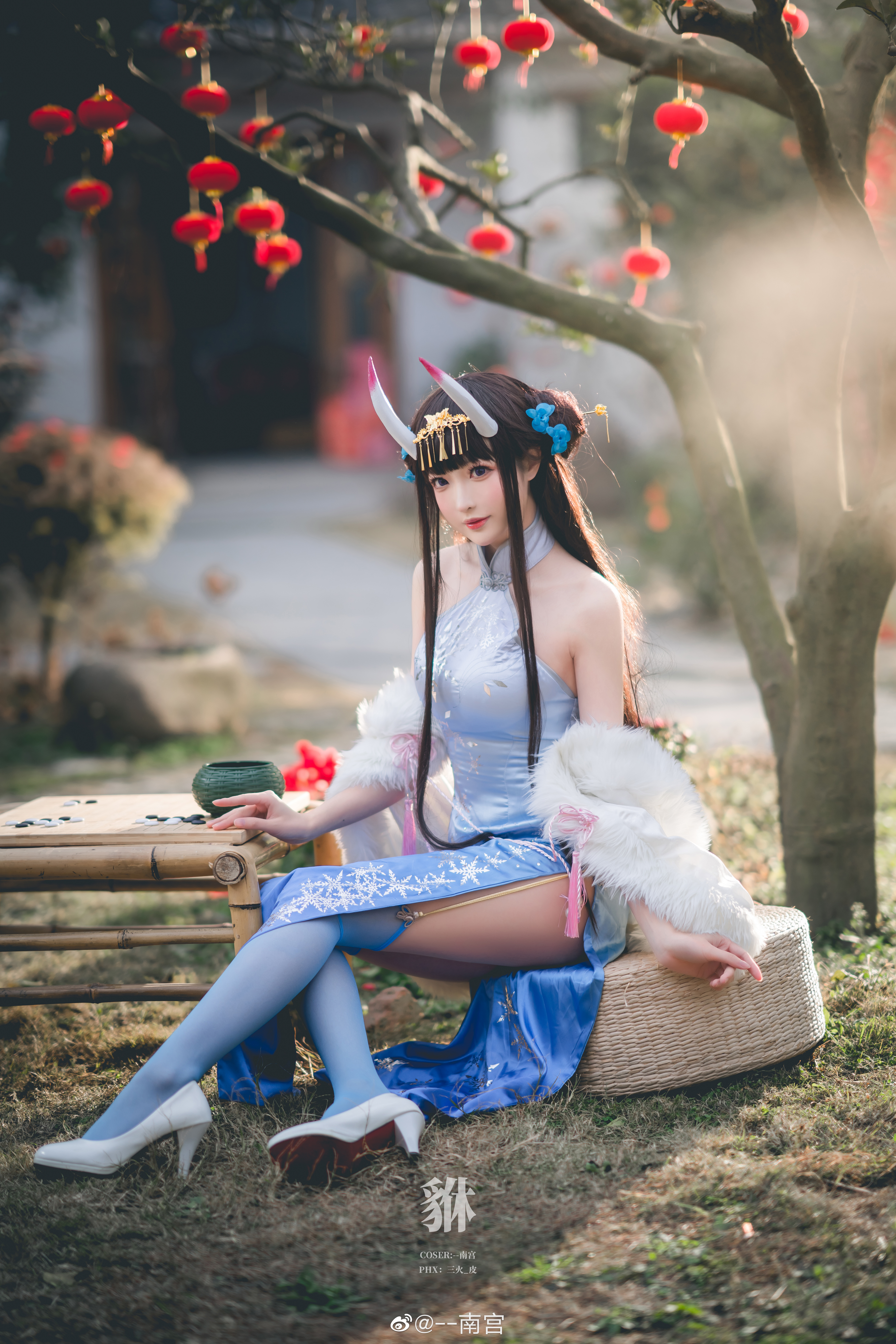 碧蓝航线 貅 cosplay Cosplay-第6张