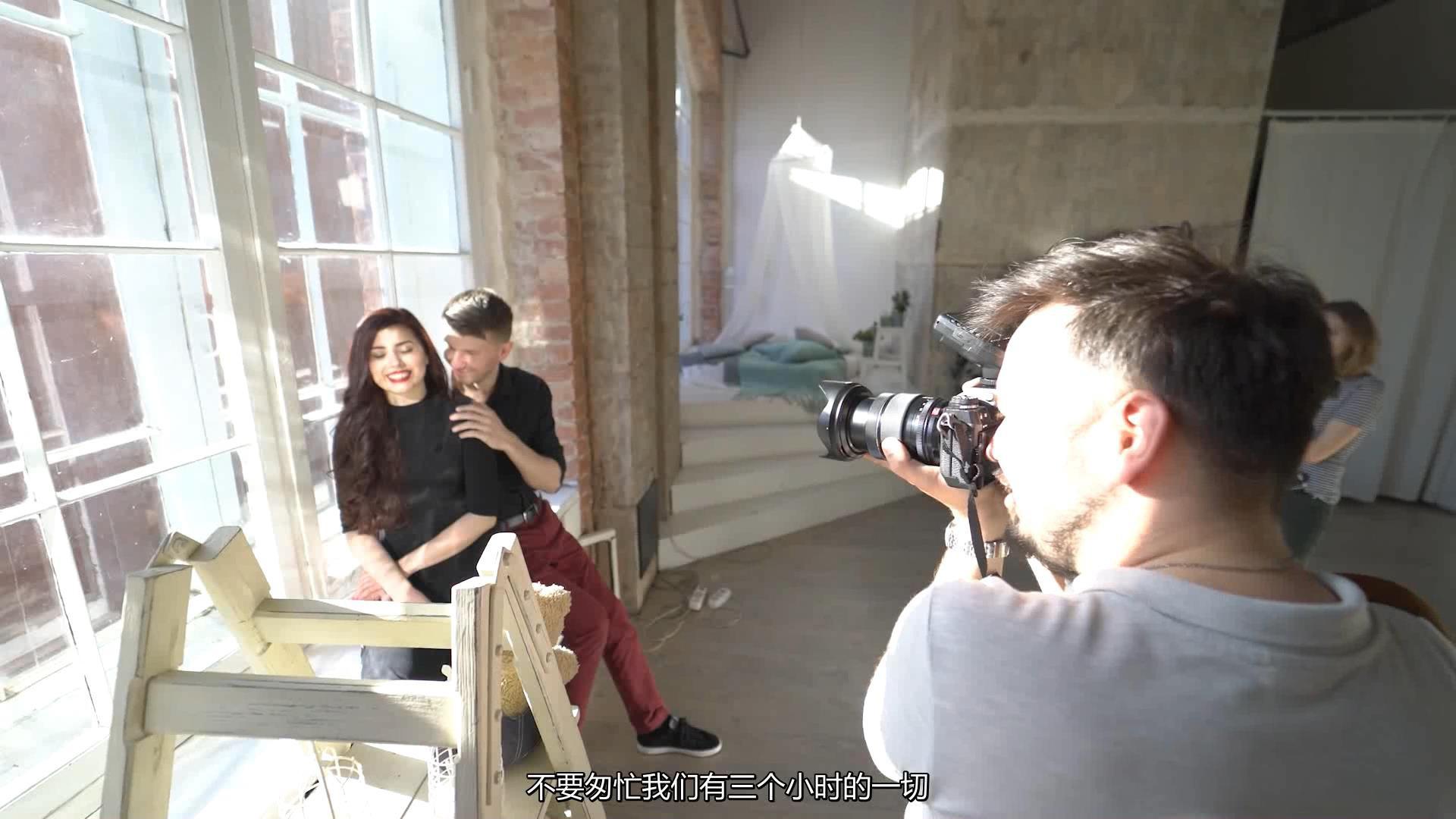 摄影教程_Alexey Gaidin实践30多种人造光闪光灯摄影布光教程-中文字幕 摄影教程 _预览图3