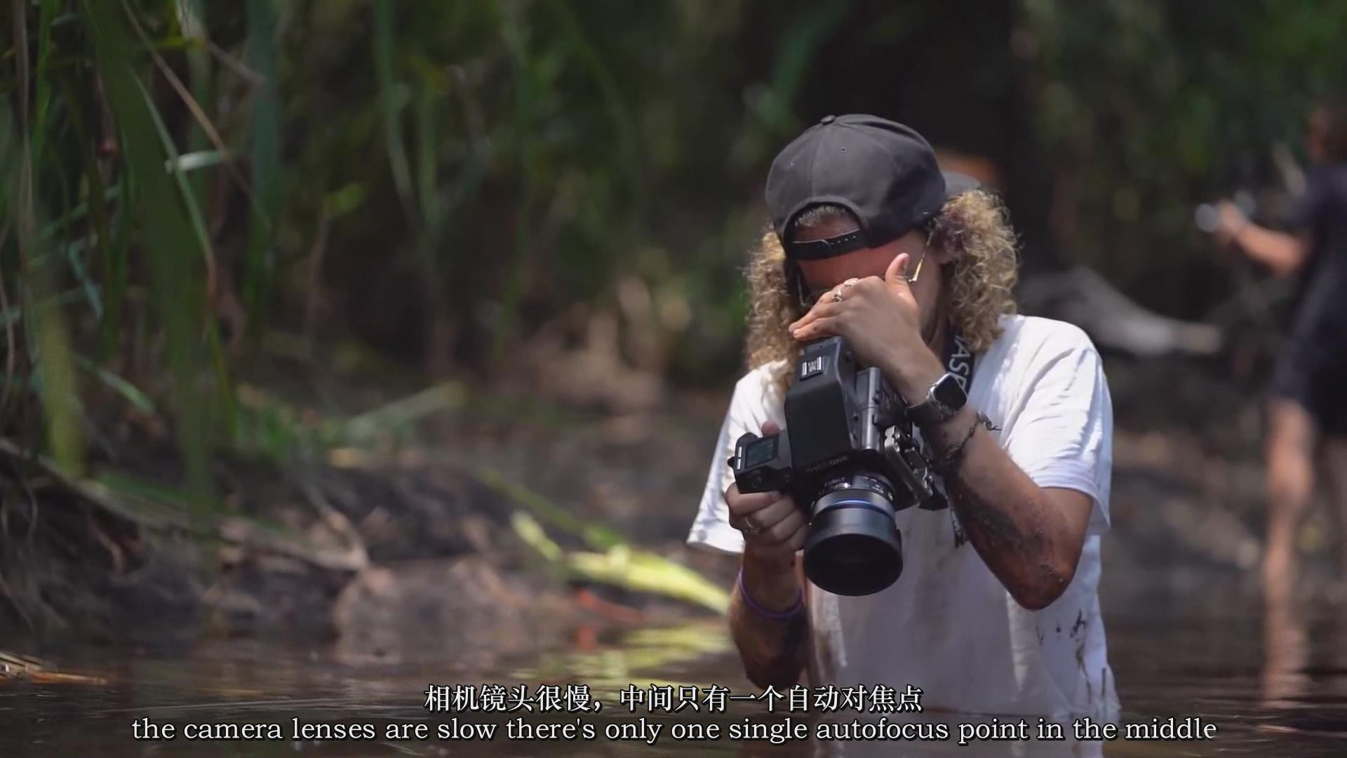 摄影教程_Chase Teron的终极野生动物摄影及后期套装教程附RAW素材-中英字幕 摄影教程 _预览图8