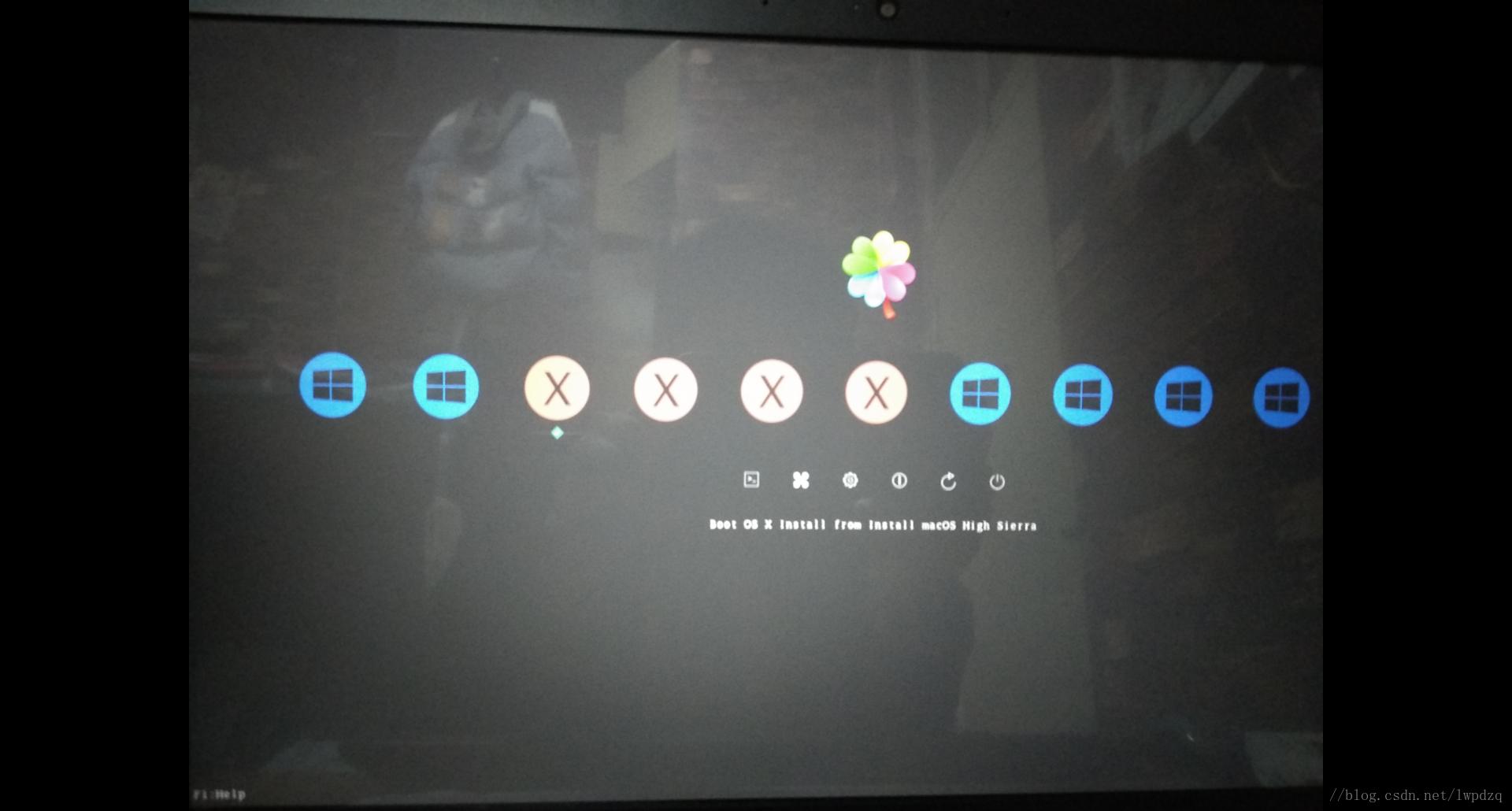 安装OS 10.13