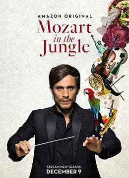 丛林中的莫扎特 第三季