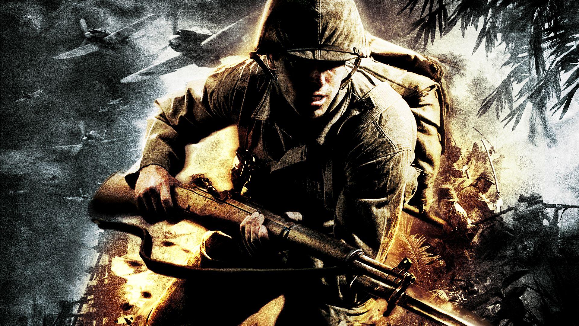 Origin: 限时免费领取 《荣誉勋章:太平洋战役》 和 《死在百慕大》