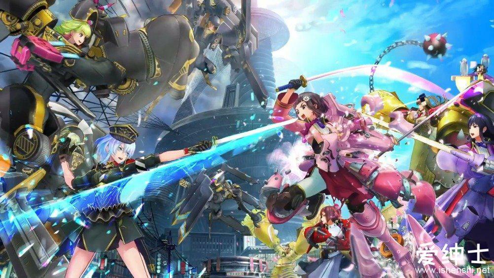 《樱花大战》系列之《樱花革命》官方宣布登录人数破30万将邀声优白上吹雪与宝钟玛琳加入 宅男游戏