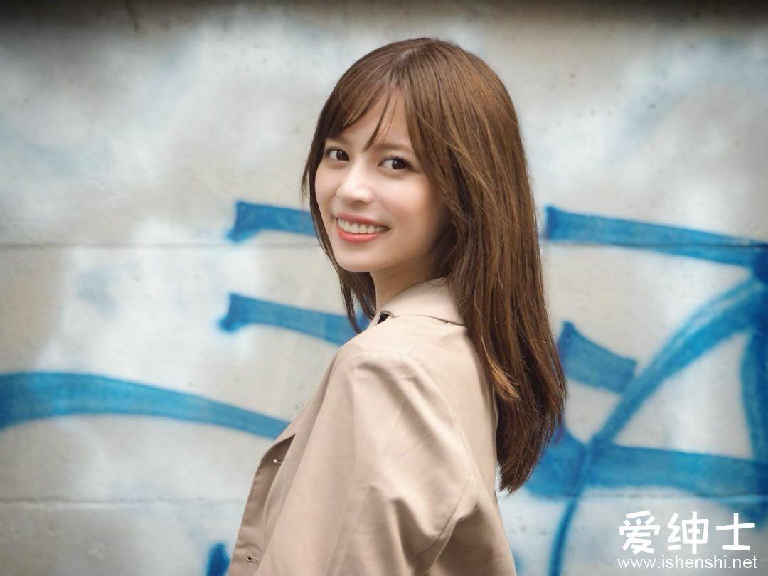 日本混血美女「吉崎绫」逆天颜值又散发甜美气质,仿佛童话中的公主