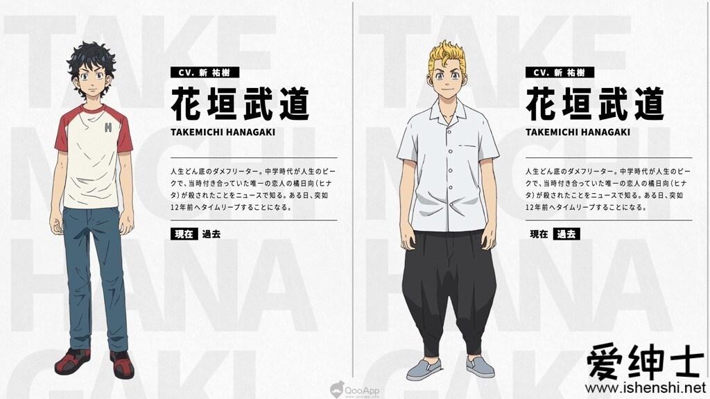 动漫《东京复仇者》2021年4月正式开播,强大PV动画和声优阵容公布!