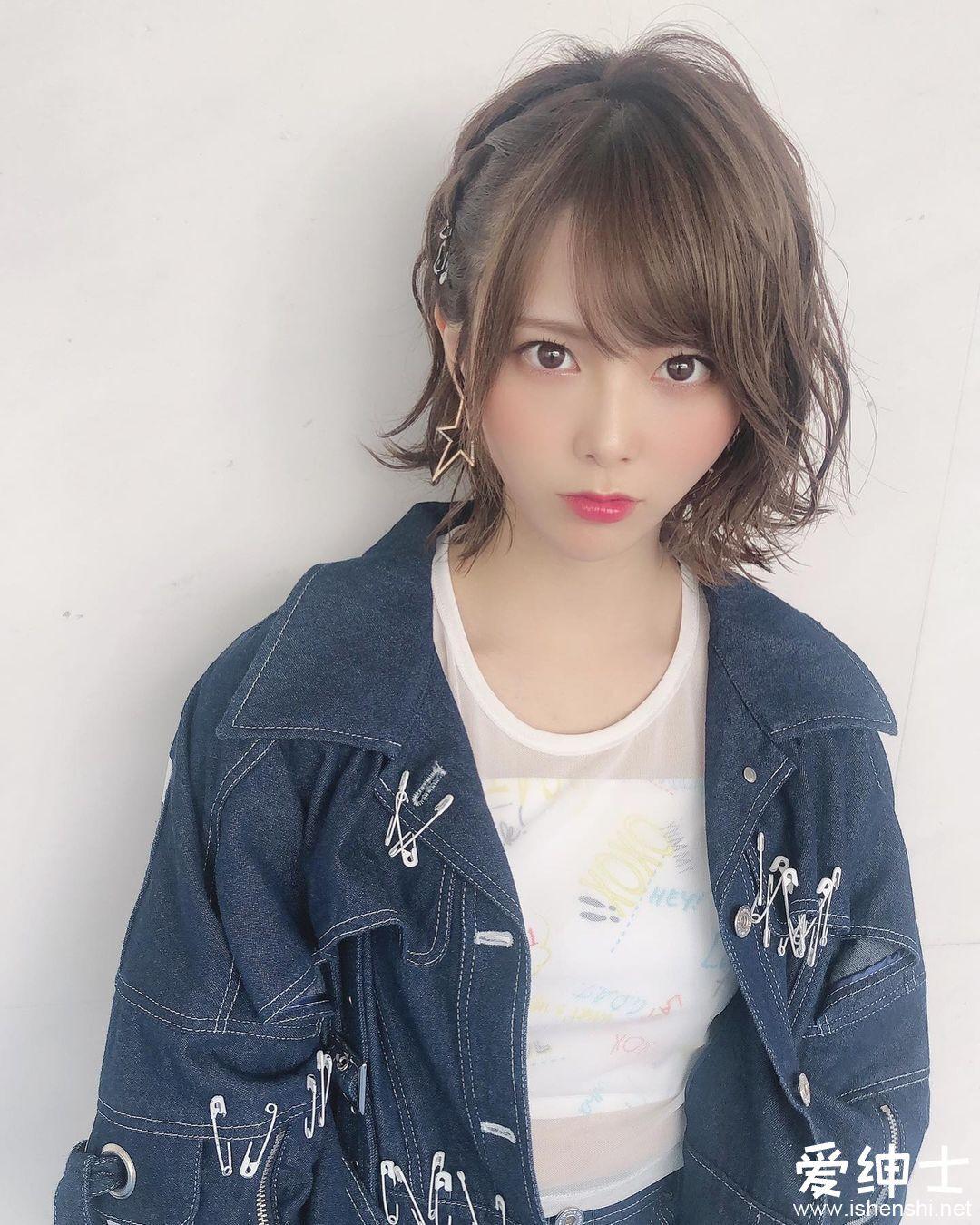 日本女团LoveCocchi成员「西村歩乃果」小清新气质好像初恋的感觉!