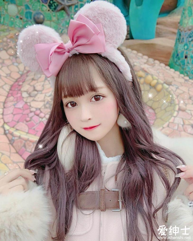 日本萝莉少女「Bunny」颜值堪比「三上悠亚」,一颗少女心萌化粉丝心!
