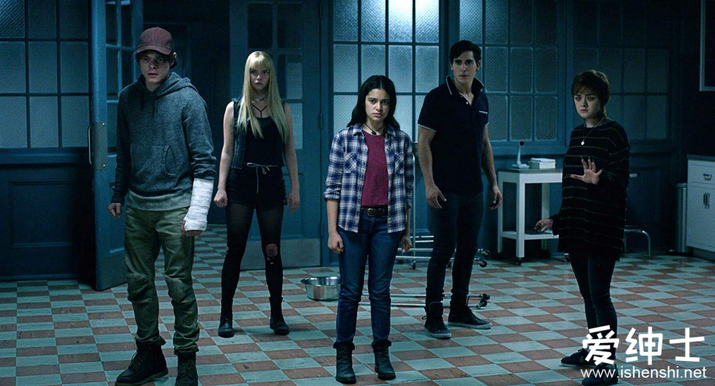 《X战警:新变种人The New Mutants》:剧情平凡单调的扑街超级英雄影片