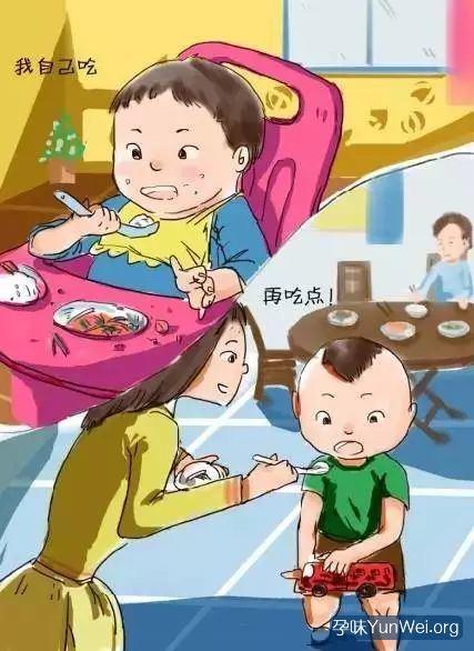 十幅漫画让你明白:有远见的父母都带点绝情