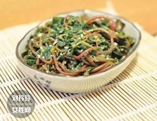 处暑吃马齿苋的季节 长寿菜马齿苋的作用3
