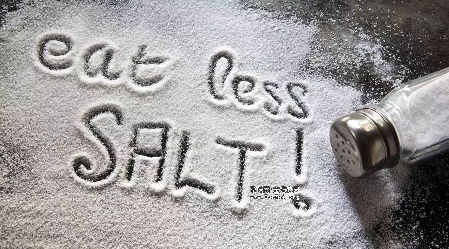 凡是有钠的都是盐,想控盐一定要做好这件事