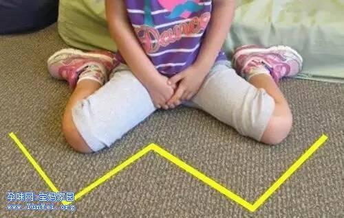 宝宝的这三种坐姿虽然可爱,却会影响骨骼发育,赶快纠正!
