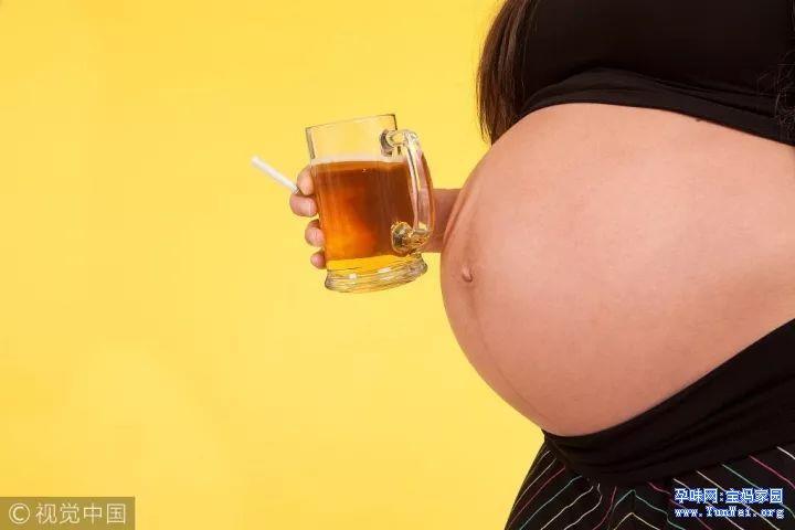 在不知道怀孕的情况下喝酒了,对胎儿有影响吗?