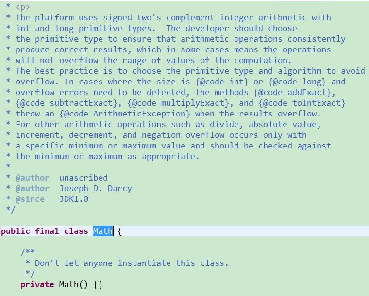 Java面向对象之final修饰符的图片-高老四博客 第2张