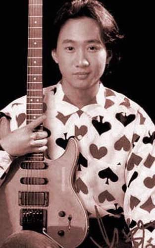 Beyond黄家驹吉他歌曲吉它造诣乐队炸裂演唱会分享在线观看 第9张