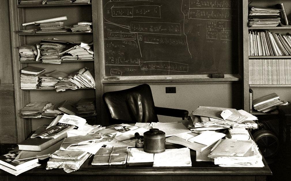 向爱因斯坦学习桌面管理之道