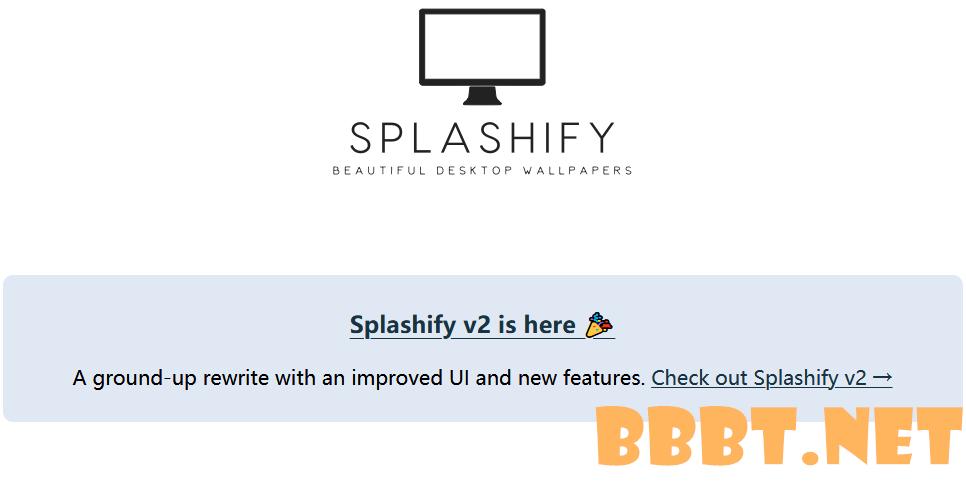 Splashify