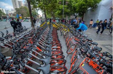又一共享单车倒闭 共享单车还是共享垃圾? 网络热点 第5张