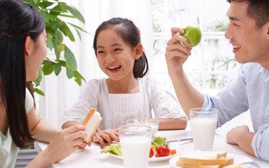 饭桌上的教养,将决定孩子日后的成功程度 生活常识 第3张