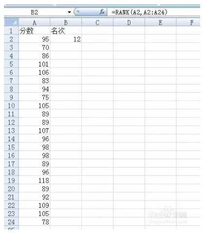 快速成为数据分析师,常见的Excel函数全部涵盖在这里了 数据分析 第7张