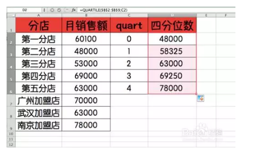快速成为数据分析师,常见的Excel函数全部涵盖在这里了 数据分析 第8张