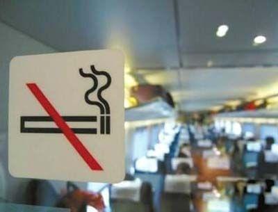 动车吸烟将禁乘 百度热搜