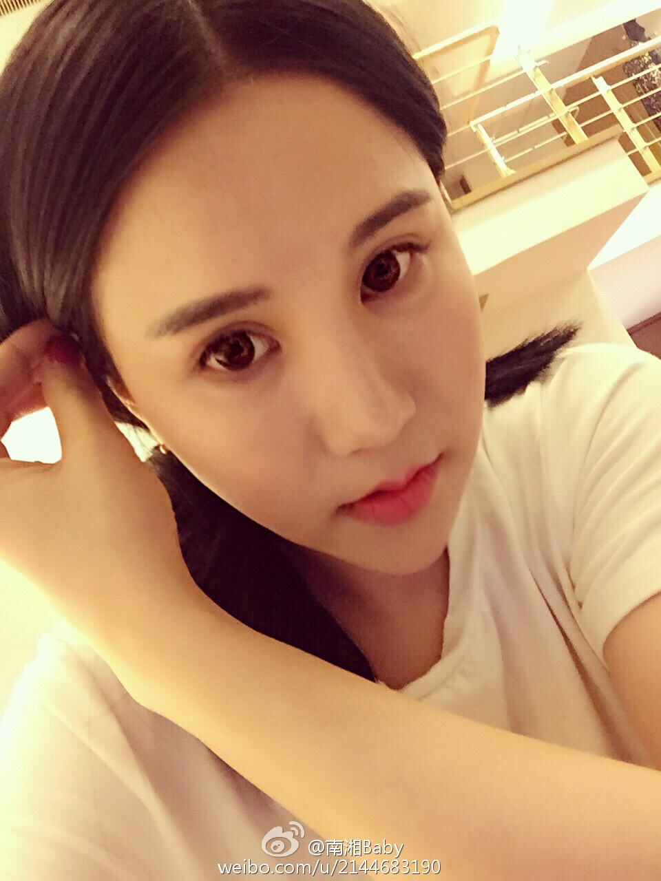 南湘Baby放假之后的日子都是吃喝玩乐[嘻嘻] _美女福利图片
