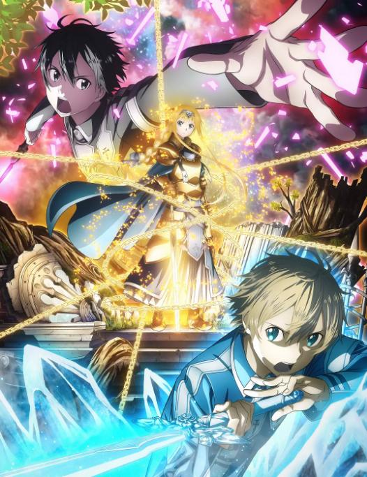 刀剑神域3/刀剑神域第三季,高清在线播放