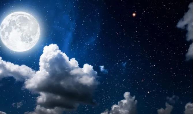 描写月亮意境的唯美句子 夜深人静看月亮的语句