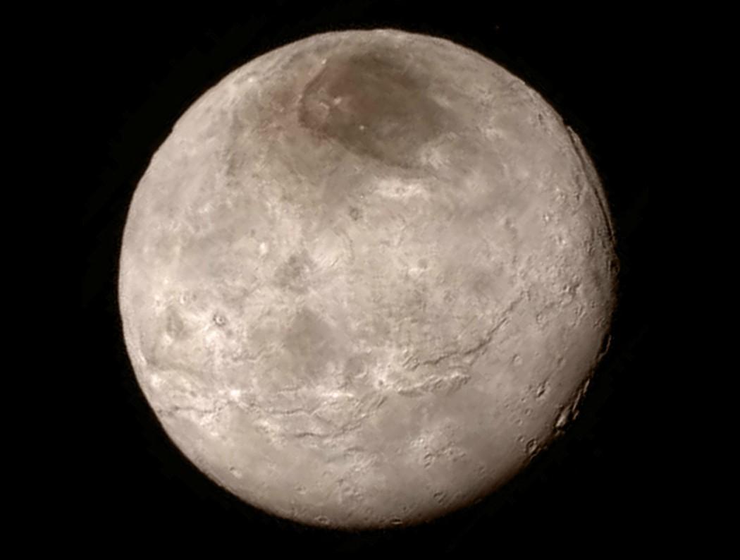 迄今为止最清晰的冥王星照片,10倍清晰照已出