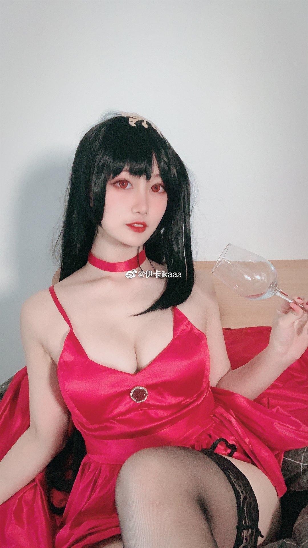 碧蓝航线大凤试妆
