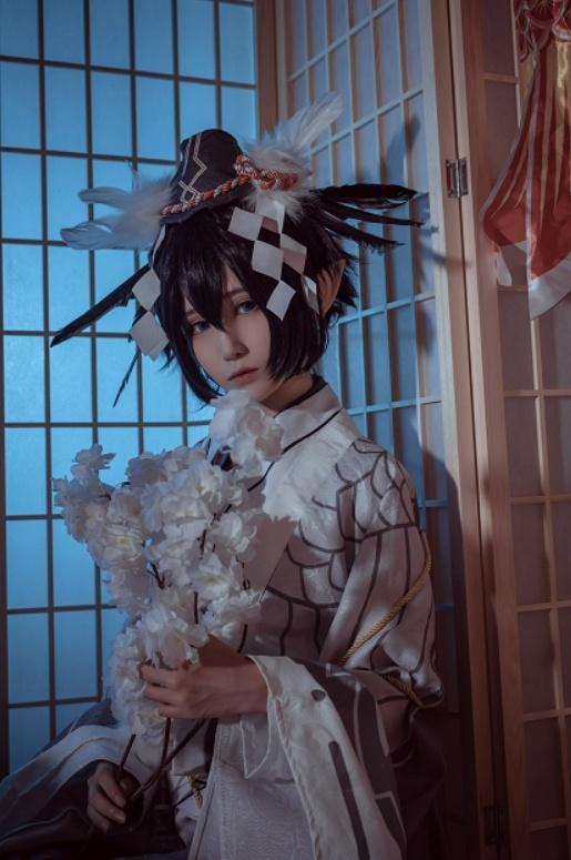 妖君白研 - NO.03 凹凸世界雷狮和风雷卡COS正片 (17)