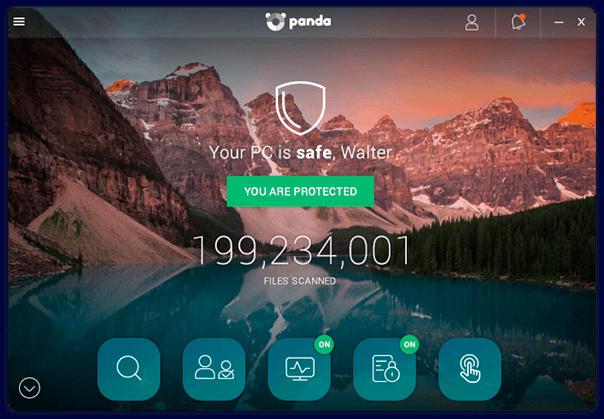 限时免费 杀毒软件Panda Dome Complete送半年