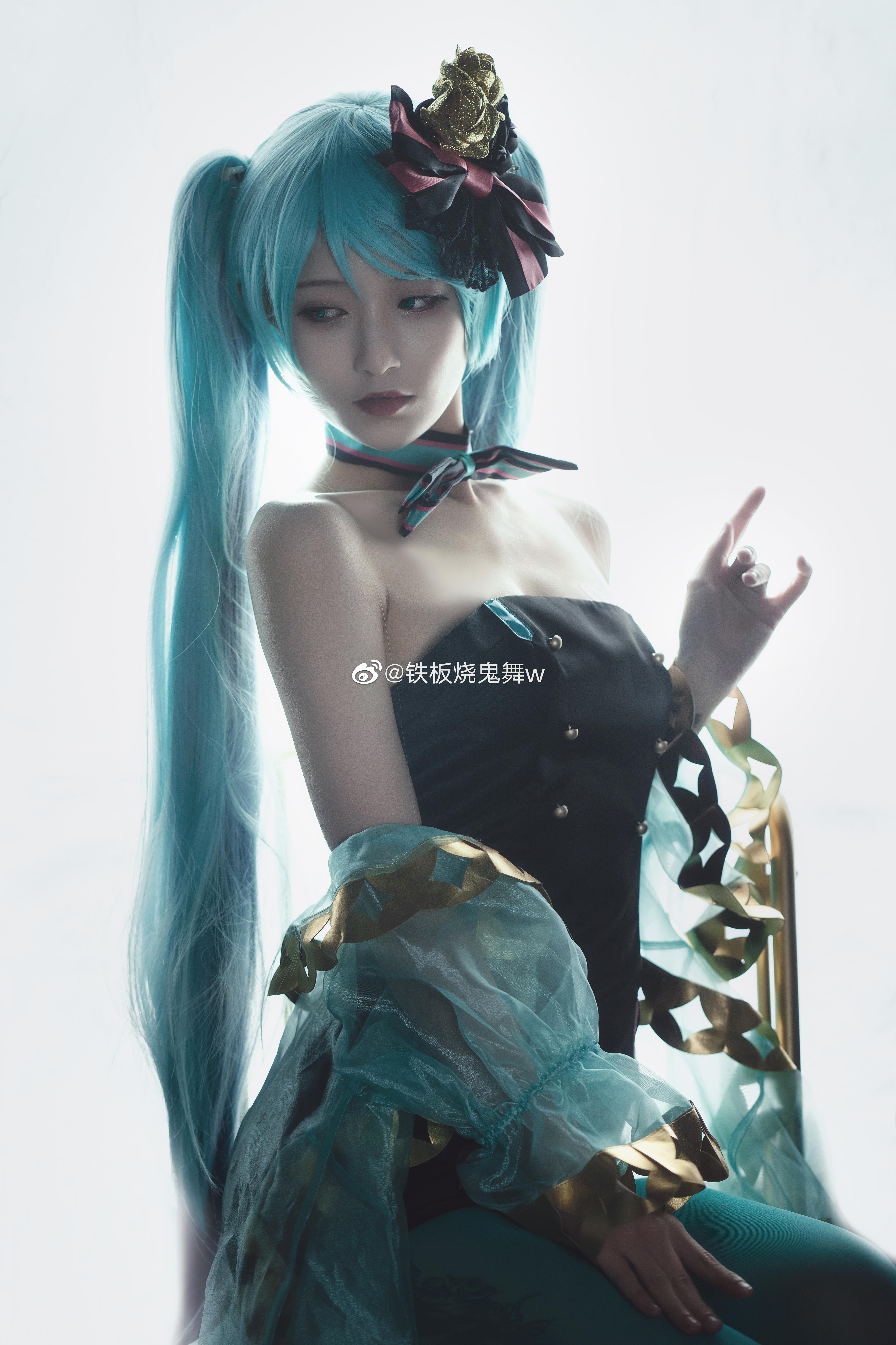 [COS]初音miku 初音未来 @铁板烧鬼舞w COSPLAY-第13张