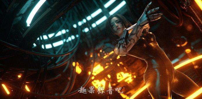 阿丽塔:战斗天使cosplay