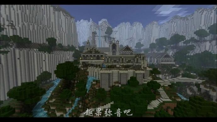 8个《我的世界》作品,数百名玩家盖成的「紫禁城」帅爆了!-爱趣猫